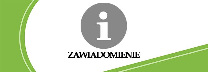 Powiatowy Inspektorat Weterynarii wOpolu Lubelskim zawiadamia