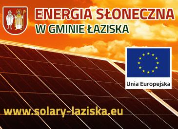 Energia słoneczna w gminie Łaziska